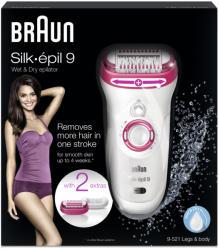 Braun Silk-épil 9 SE9521