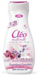 Cléo Multimilk Levendula És Orchidea Tusfürdő 400ml