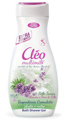 Cléo Multimilk Aloe Vera És Liliom Tusfürdő 400ml