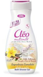 Cléo Multimilk Vanilia És Mogyoróvirág Tusfürdő 400ml