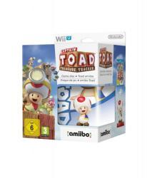 Nintendo Captain Toad Treasure Tracker [Amiibo Bundle] (Wii U)