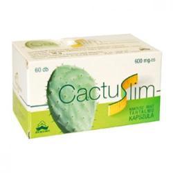 Bioextra CactuSlim fogyasztó kapszula 60 caps