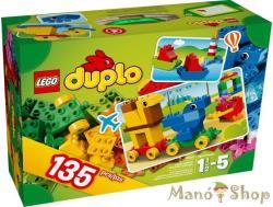 LEGO Duplo - Kreatív óriás készlet 135 alkatrésszel (10565)