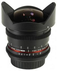 Samyang 8mm T3.8 Fish-Eye VDSLR UMC CSII (Canon)