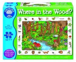 Orchard Toys Fedezd fel az erdőt! 150 db-os (254)