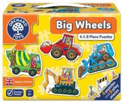 Orchard Toys Munkagépek 8 db-os (201)