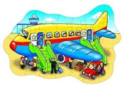 Orchard Toys Padlópuzzle Repülőgép 30 db-os (273)
