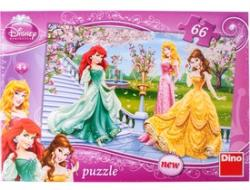 Dino Disney hercegnők 66 db-os ( 384064)