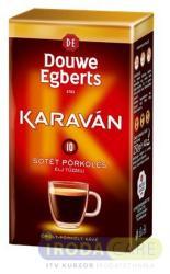 Douwe Egberts Karaván, sötét pörkölés, őrölt, 250g