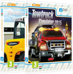 UIG Entertainment Towtruck Simulator 2015 (PC)