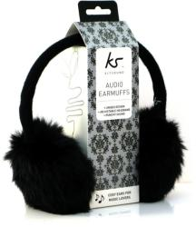 KitSound Earmuffs Fur