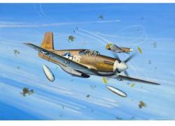 Revell Micro Wings P-51B Mustang 1/144 4928