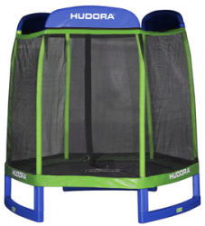 Hudora Hex 223cm trambulin szett