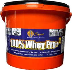 MHN Sport 100% Whey Pro +2 2270g