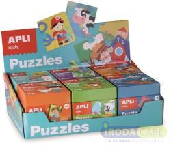 APLI Vegyes puzzle 6x24 db-os (13856)