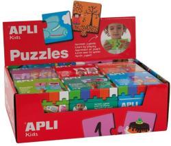 APLI Vegyes puzzle 6x24 db-os (13334)
