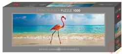 Heye Panoráma puzzle Flamingo 1000 db-os (29517)