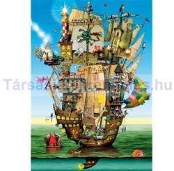 Schmidt Spiele Noé bárkája (Colin Thompson) 1000 db-os (59403)
