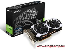 MSI GeForce GTX 960 4GB GDDR5 128bit PCIe (GTX 960 4GD5T OC)