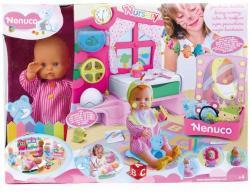 Nenuco Nursery - Bebe La Cresa Cu Accesorii (nen_9842)