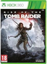 Square Enix Rise of the Tomb Raider (Xbox 360)