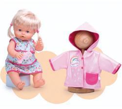Nenuco Bebe cu Pelerina de Ploaie (nen_9015)