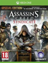 Ubisoft Assassin's Creed Syndicate [Special Edition] (Xbox One)