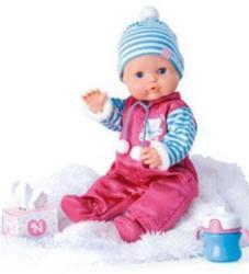 Nenuco Runny Nose - Bebe Bolnavior in hainuta roz (nen_8176)