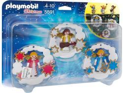 Playmobil Angyalkórus Karácsonyfa díszek (5591)