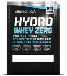 BioTechUSA 100% Iso Whey ZERO Lactose Free - 10x25g
