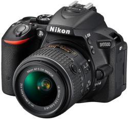 Nikon D5500 + 18-55mm VR II + 55-200mm VR II (VBA440K002)