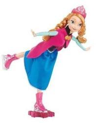 Mattel Disney Frozen - Papusa Anna patinatoare