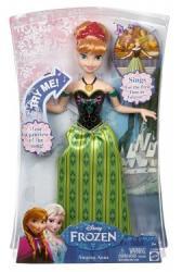 Mattel Disney Frozen - Papusa Anna cantareata