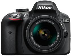 Nikon D3300 + 18-55mm VR II + 55-200mm VR II