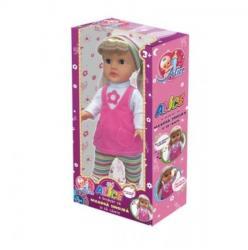 D-Toys Papusa Alice Merge Singura (68125)