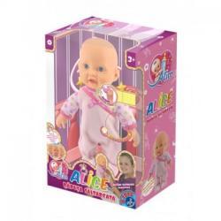 D-Toys Papusa Bebe Alice Saltareata (68118)