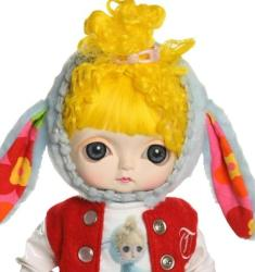 Huckleberry Toys Papusa Toffee - Lily (158)