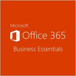 Microsoft Office 365 Business Essentials (1 User, 1 Year) 9F5-00003