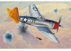 Revell Micro Wings P-47D Thunderbolt 1/144 4929