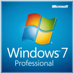 Microsoft Windows 7 Professional SP1 32bit BGR FQC-08659