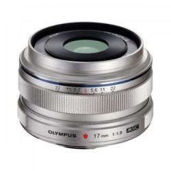 Olympus M.ZUIKO DIGITAL 17mm f/1.8 (EW-M1718)