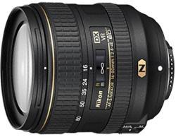 Nikon 16-80mm f/2.8-4E ED VR