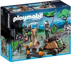 Playmobil Farkaslovagok dárdavetővel (6041)
