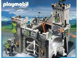 Playmobil Farkaslovagok Vára (6002)