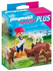 Playmobil Gida etetés (4785)