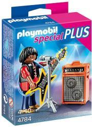 Playmobil Rocksztár (4784)