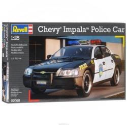 Revell Chevy Impala Police Car Set 1/25 67068