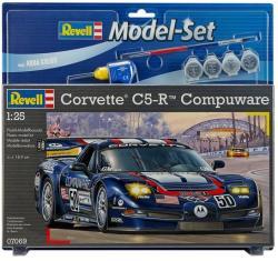 Revell Corvette C5-R Compuware Set 1/25 67069