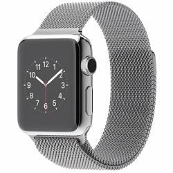 Apple Watch 38mm Steel Milanese Loop