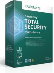 Kaspersky Total Security 2015 Multi-Device (3 PC, 1 Year) KL1919OBCFS